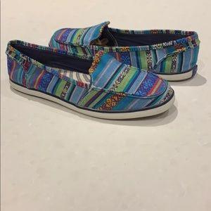 Keds boho cushioned slip on shoes